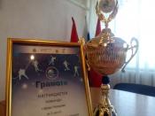 Сборная города Назарово заняла второе место среди муниципалитетов региона