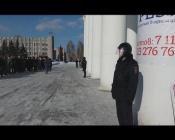 Во Дворец культуры города Назарово экстренно выехали полицейские и пожарные