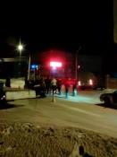 В городе Назарово погоня завершилась дорожно-транспортным происшествием