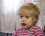 Маленькая Анжелика пройдет повторное обследование в Москве