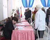 Назаровский район бьет рекорды.78% проголосовавших