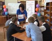 Назаровским школьникам предложили сыграть в «Словомешалку»