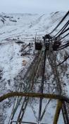 Назаровское ГМНУ осваивает изготовление стрел для шагающих экскаваторов ЭШ-10/70