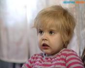 Трехлетняя Анжелика едет в Москву на обследование. Семье требуется помощь