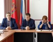Депутаты поддержали отставку главы Назаровского района