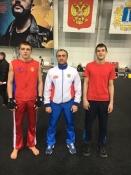 Назаровский кикбоксёр стал чемпионом на Первенстве России