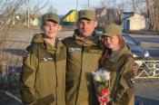 Участники поискового отряда имени Ивана Гужеленко вернулись из экспедиции