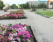 Ремонтировать городские дороги будет Ачинское ДРСУ, а украшать город - владелица цветочных салонов