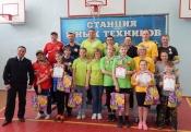 В Назарово прошли соревнования семейных ЮИДовских команд