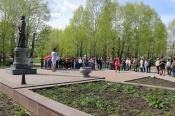 Угольщики продолжают благоустраивать Назарово