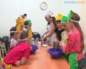 В городе Назарово завершили реализацию проекта «Сладкий крендель»
