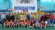 Назаровские угольщики забрали на вечное хранение Кубок победителя