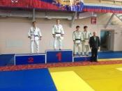 Назаровские спортсмены стали призерами на международном фестивале дзюдо