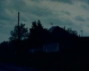 Несколько сел Назаровского района остались без уличного освещения