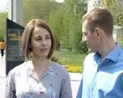 В город Назарово переехала молодая семья медиков