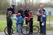 Сотрудники полиции рекомендуют не оставлять велосипеды на лестничных площадках в свободном доступе