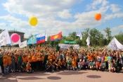 Назаровцы приняли участие в слете бойцов трудовых отрядов СУЭК