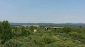Назаровская ГРЭС вторые сутки не получает уголь