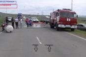 В ДТП на территории Хакасии пострадали назаровцы