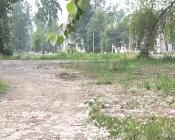 Строить новые дома в городе Назарово могут помешать электрические столбы