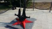 У моряков в городе Назарово появится свой символ