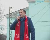 В городе Назарово возможны одиночные пикеты противников новой реформы