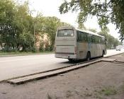 Жители города Назарово остались без газонов, тротуаров и безопасного двора