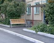 Первая пятерка назаровских дворов прошла проверку после ремонта