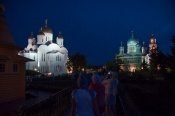 Назаровские дети посетили самые известные святыни страны