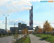 Назаровская ГРЭС приступила к подаче тепла в социальные объекты города