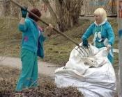 Назаровцев приглашают выйти на уборку города с разноцветными мешками