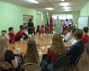 Назаровцы обсудили развитие волонтерского движения