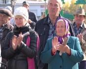 В городе Назарово потребовали отправить в отставку ГосДуму и Правительство