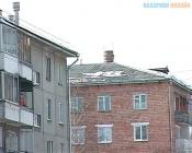 В городе Назарово продолжается капитальный ремонт в многоквартирных домах