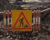 В городе Назарово ведут ремонт водопровода, заменят полкилометра трубы
