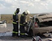 На трассе Ачинск-Ужур в страшном ДТП погибли девочка, её папа и бабушка