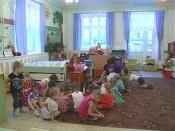 Впервые за 60 лет в детском саду «Тополёк» выполнили ремонт