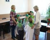 Назаровские дошколята собирают макулатуру и воспитывают родителей