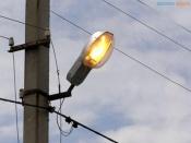 В городе Назарово накопилось много проблем с уличным освещением