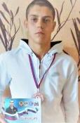 Сельский юноша стал призером всероссийского турнира по вольной борьбе
