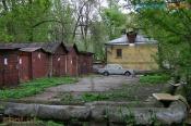 В городе Назарово начнут сносить незаконные гаражи