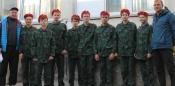 Команда Назаровского района почти победила в игре «Сибирский щит»