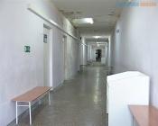 Крайздрав пообещал отремонтировать коридор детской поликлиники Назарово