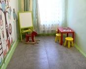 В женской консультации Назарово сделали ремонт и обустроили детский уголок