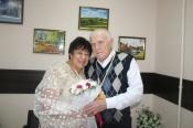 Золотая свадьба супругов Колюжных