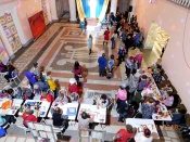 Всероссийская акция «Ночь искусств» в городе Назарово