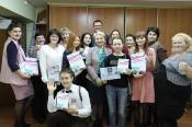В городе Назарово наградили победителей конкурса «Энергия родного города»