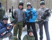Назаровские подростки встретились на «Тропе героев»