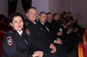 Сегодня полицейские отмечают свой профессиональный праздник