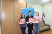 Назаровские школьники не только читают, но и побеждаю в литературных конкурсах